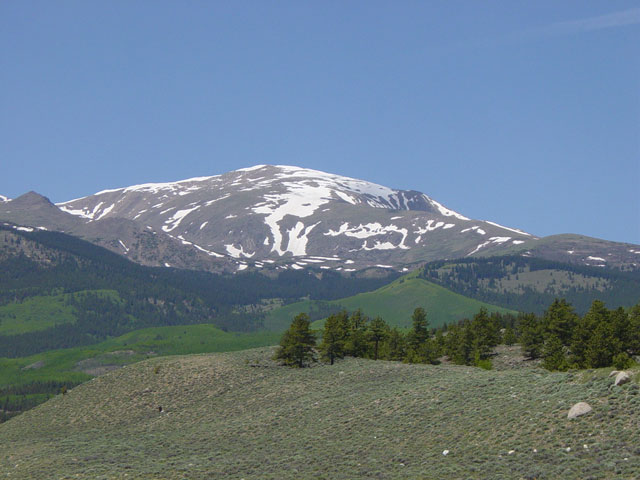 Mt. Elbert, CO
